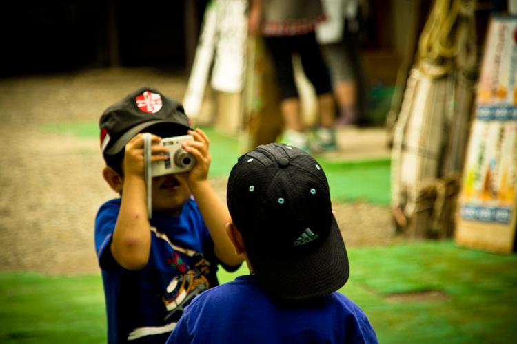 家族で行けるお手軽テーマパーク 東京競馬場