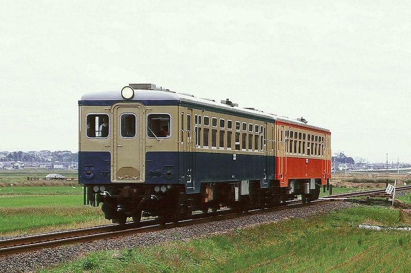 駅コレカードGETの旅 〜ひたちなか海浜鉄道湊線〜
