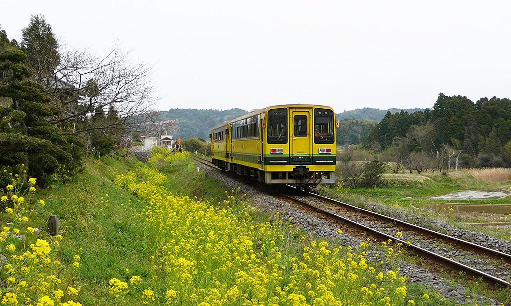 ムーミン好きとグルメ好きにおすすめの、アトラクション要素満載の電車いすみ鉄道