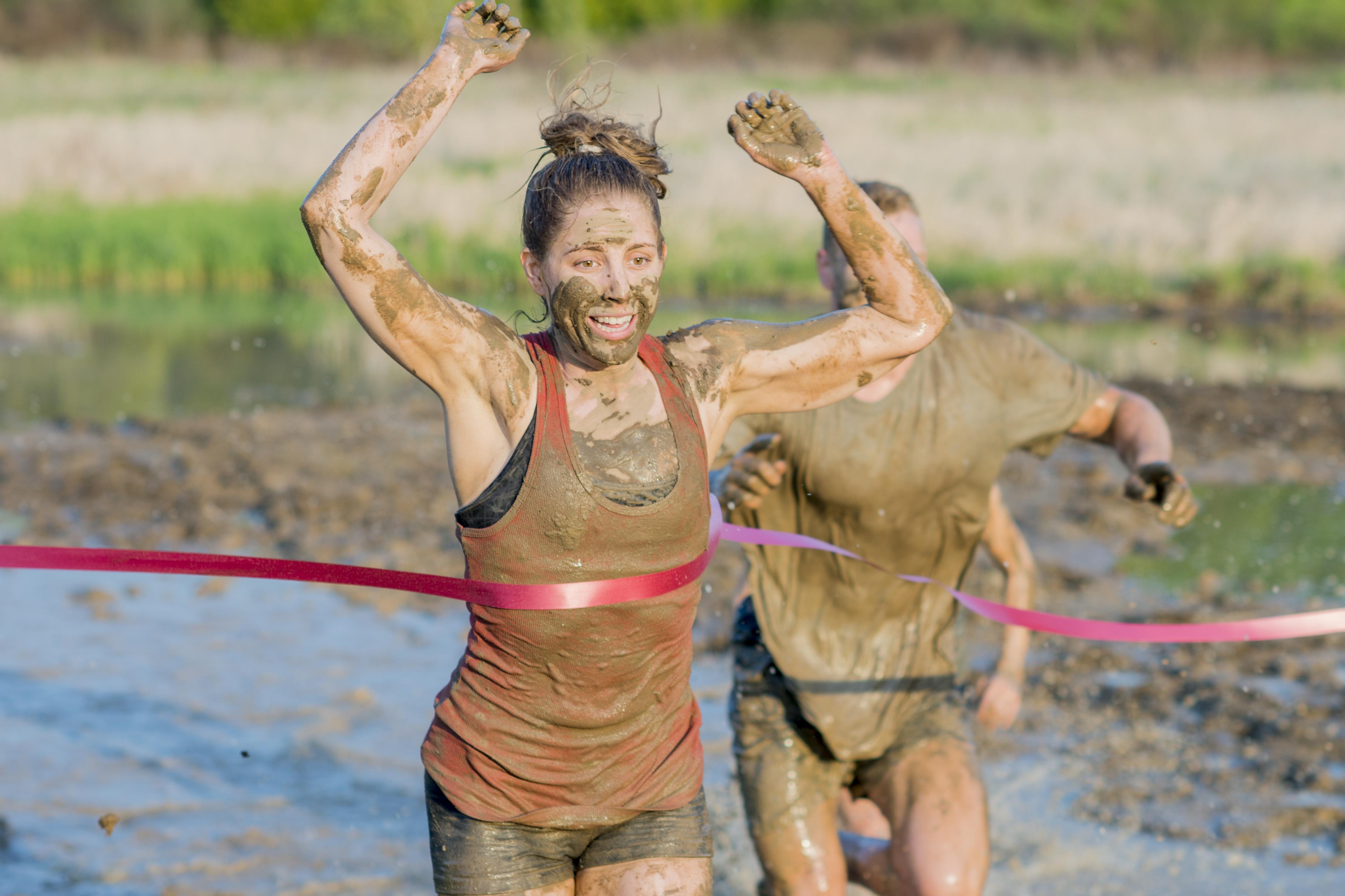 【米軍基地イベント】大人の泥んこレースMud Run(マッドラン)【近日開催あり】