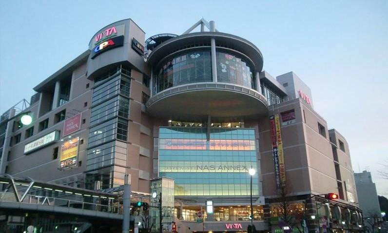 意外と穴場?!駅直結で便利なショッピングモール 聖蹟桜ヶ丘