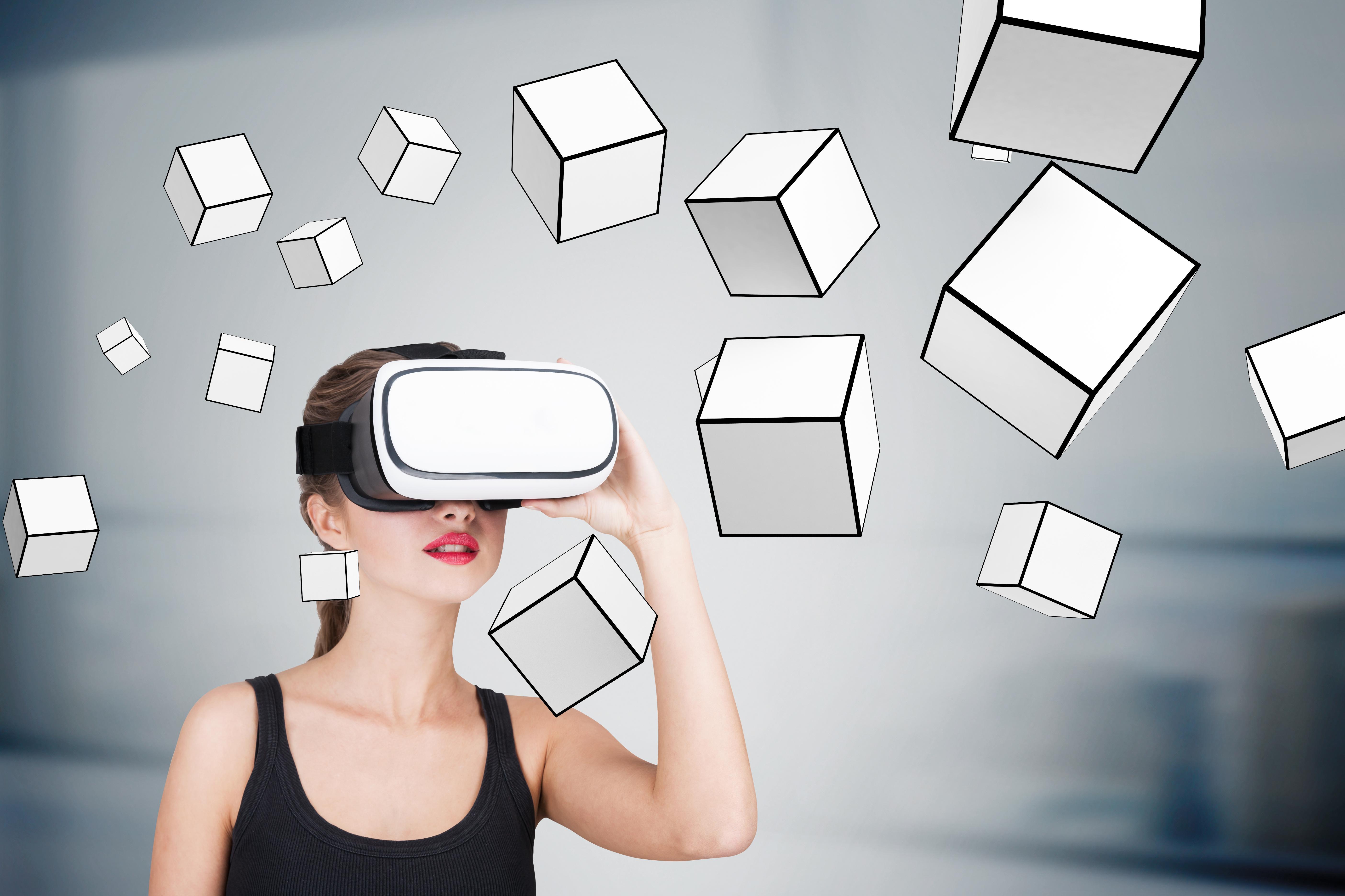 VR空間でアートができる!?「美人YouTuber」せきぐちあいみさんの世界